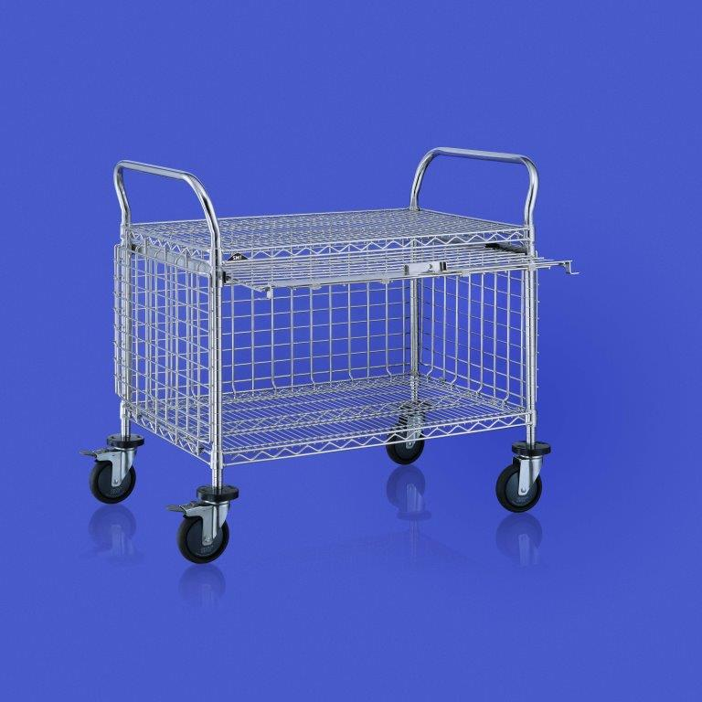 Cleanroom Utility Carts